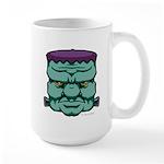 Frankenstein's Monster Large Mug