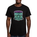 Frankenstein's Monster Men's Fitted T-Shirt (dark)