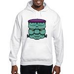 Frankenstein's Monster Hooded Sweatshirt