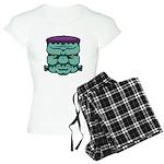 Frankenstein's Monster Women's Light Pajamas