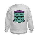 Frankenstein's Monster Kids Sweatshirt