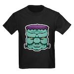 Frankenstein's Monster Kids Dark T-Shirt