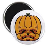 Jack-O'-Lantern Magnet