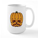 Jack-O'-Lantern Large Mug