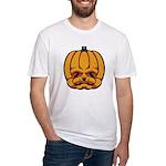 Jack-O'-Lantern Fitted T-Shirt