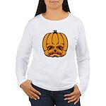 Jack-O'-Lantern Women's Long Sleeve T-Shirt