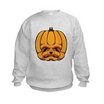 Jack-O'-Lantern Kids Sweatshirt