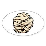 The Mummy Sticker (Oval)