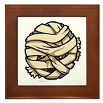 The Mummy Framed Tile