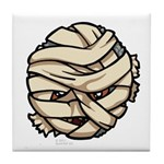 The Mummy Tile Coaster