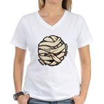 The Mummy Women's V-Neck T-Shirt