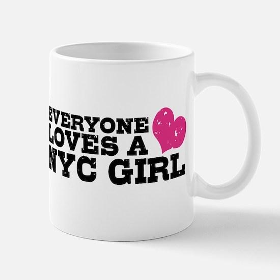 Everyone Loves a NYC Girl Mug