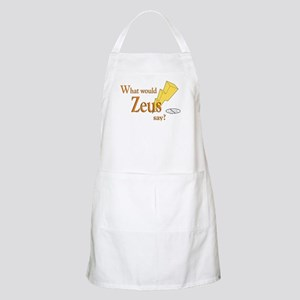 What would Zeus say? Apron
