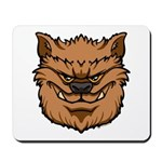 The Werewolf (Brown) Mousepad