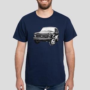 Lada Niva Dark T-Shirt