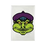 The Witch Rectangle Magnet (10 pack)