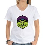 The Witch Women's V-Neck T-Shirt