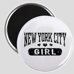 New York City Girl Magnet