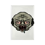 The Zombie Rectangle Magnet (10 pack)
