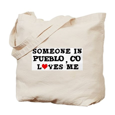 Someone in Pueblo Tote Bag