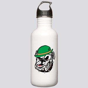 Irish Bulldog Stainless Water Bottle 1.0L