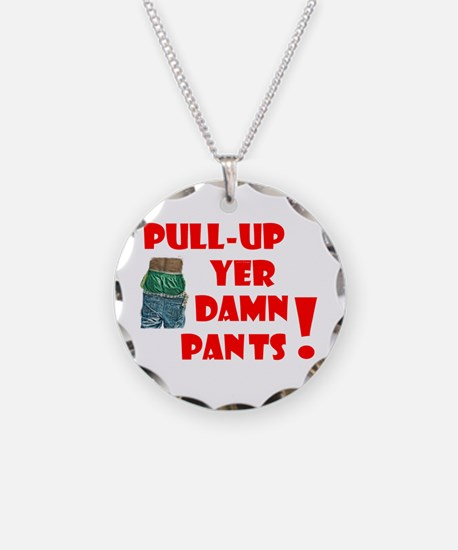 Funny Baggy Necklace