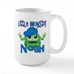 Little Monster Noah Large Mug