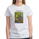 Prothonotary Warbler Women's Classic T-Shirts