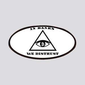 In Banks We Distrust (Bitcoin Design) Patch