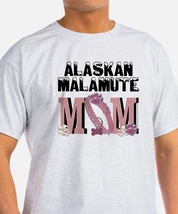 Malamute MOM T-Shirt