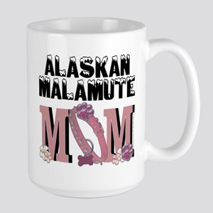Malamute MOM Large Mug