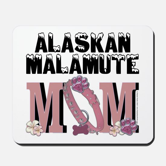 Malamute MOM Mousepad