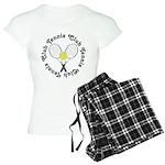 Tennis Club Women's Light Pajamas