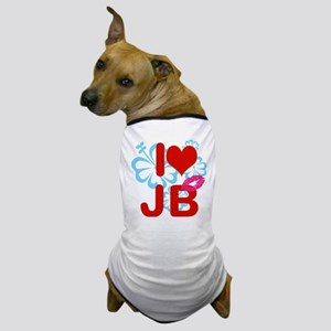 I love Jimmy! Dog T-Shirt