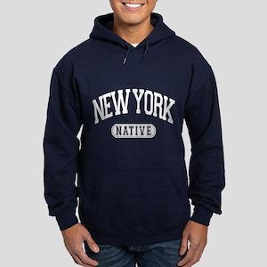Born In New York - Hoodie (dark)