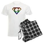 Super Gay! Neon Men's Light Pajamas