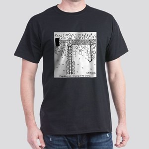 Singing in the Crane Dark T-Shirt