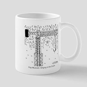Singing in the Crane Mug