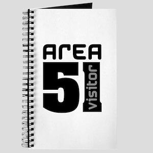 Area 51 Alien Visitor Journal