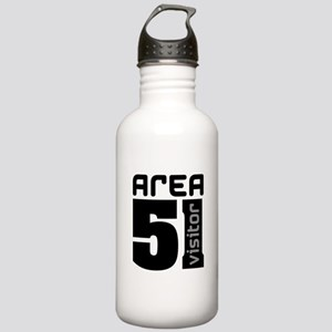 Area 51 Alien Visitor Stainless Water Bottle 1.0L