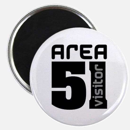 Area 51 Alien Visitor Magnet