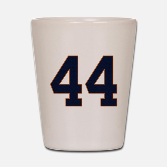 The Presidential Express 44 Shot Glass