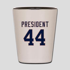 2008 44th President Shot Glass