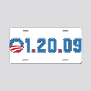 Presidential Inauguration Aluminum License Plate