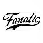 Fanatical Gear Aluminum License Plate