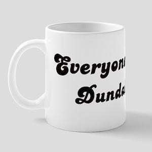 Loves Dundalk Girl Mug