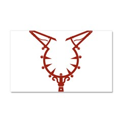 Witch Catcher Car Magnet 20 x 12