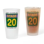TRW Stage 20 Drinking Glass