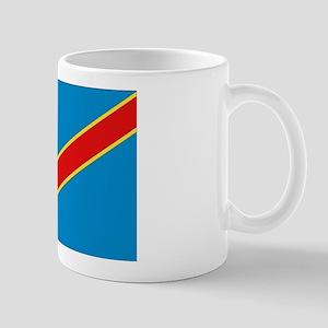 Democratic Rep. Congo Flag Mug