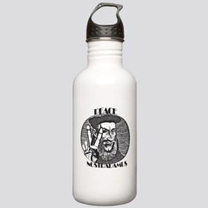 PEACE-NOSTRADAMUS Stainless Water Bottle 1.0L